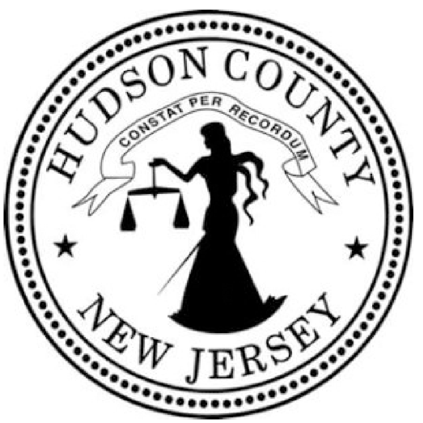 City of Hudson County Seal