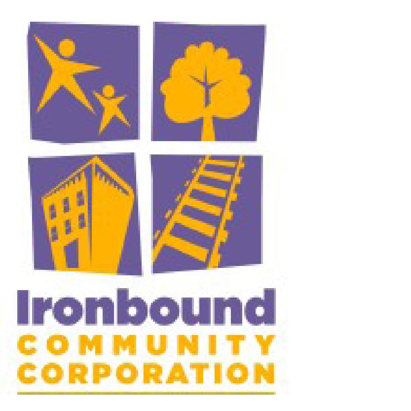 Irnonbound Community Corporation Logo