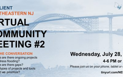 Check-out what we heard about flooding and priorities at Community Meeting #2
